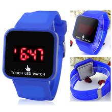Students' Electronic Watch LED Touch Screen Clock Relogio Digital Smart Watch Sport Bracelet For Stu