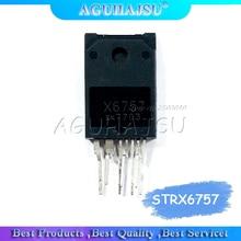 1PCS STRX6757 STR-X6757 ZIP  Switching power supply control thick film chip