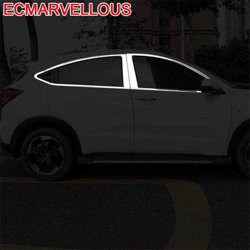 Auto Acessorios Para Carros Araba Aksesuar Sticker Decoration Car Accessories Exterior Window FOR Honda Vezel XR-V HR-V