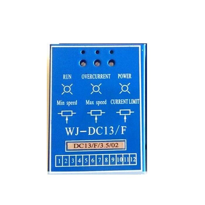 جديد Goss الحبر وحدة تحكم المحرك WJ-DC13/F 1.5A/3.5A