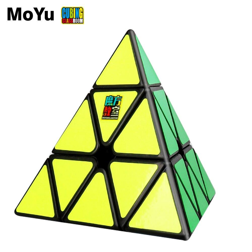 פרמידה 3x3x3 של חברת Moyu