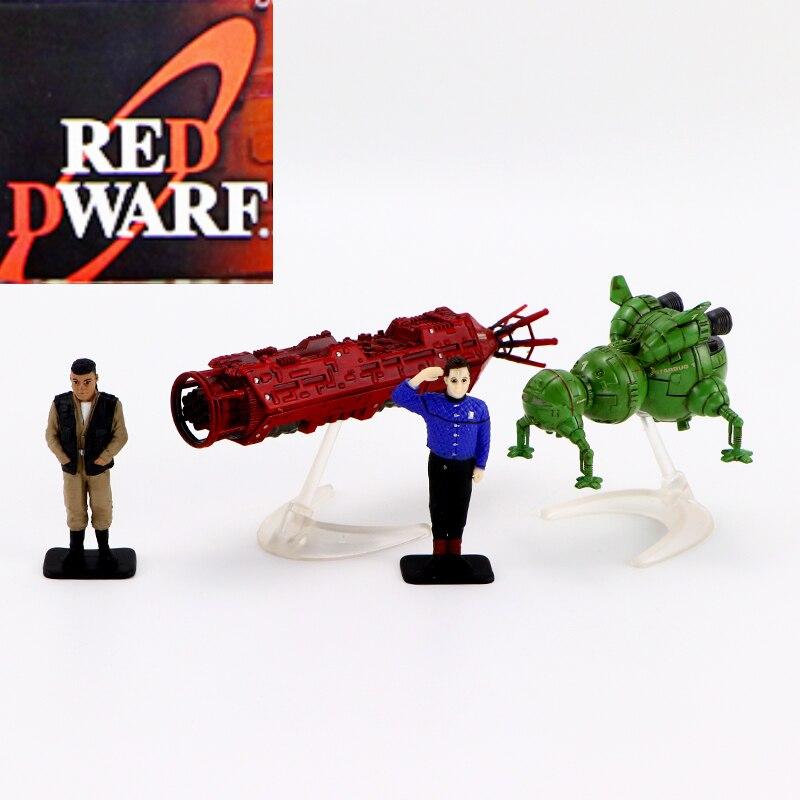 CORGI TY96501 conjunto enano rojo colección poco común mostrar figuras de juguete