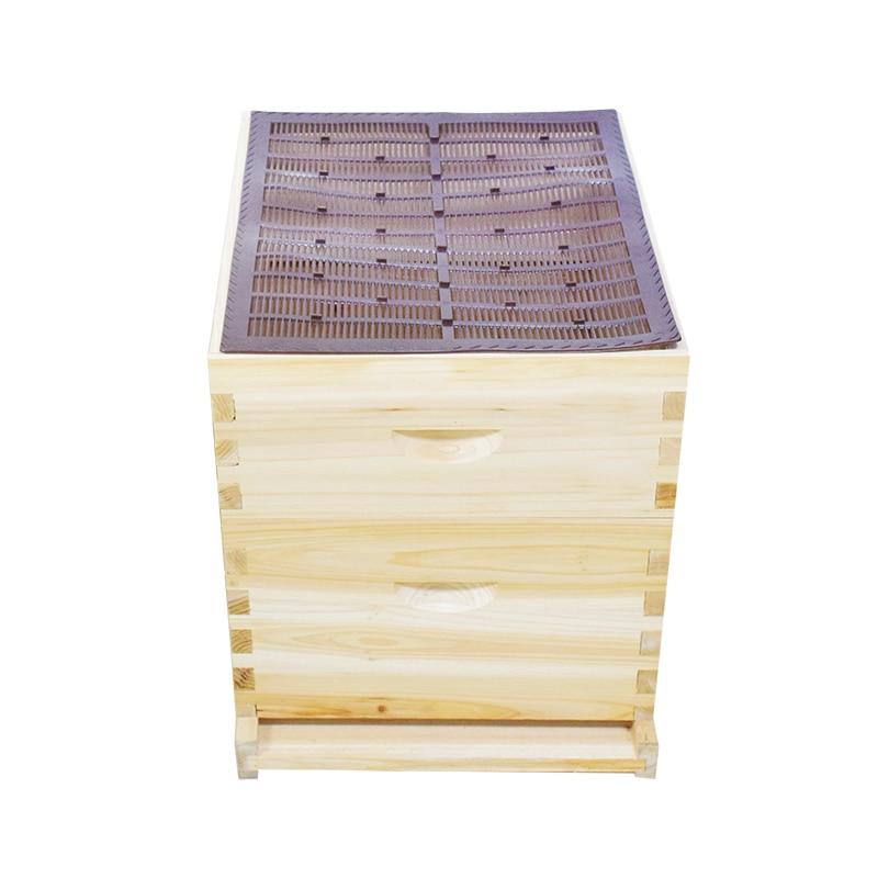 10 marcos de plástico colmena Collector Propolis para apicultura propóleo de abeja cosecha
