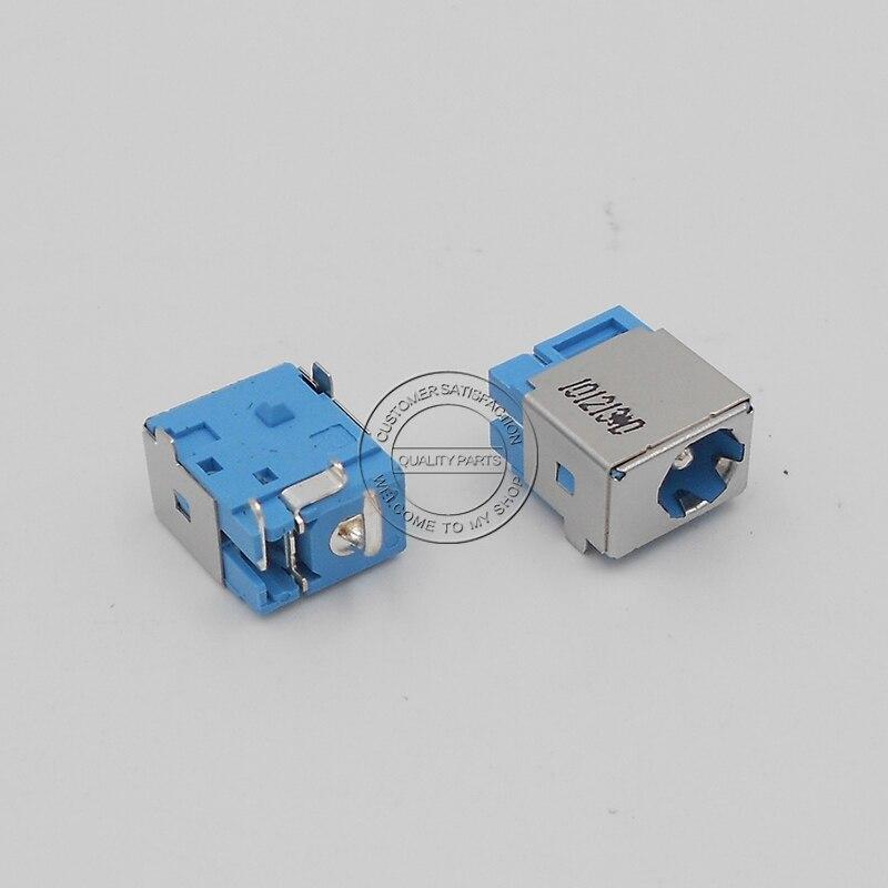 10 unids/lote portátil DC Power Jack conector de puerto de carga para...