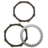 motorcycle clutch friction disc plate kit for yamaha dt50r dt50 rd50 rx50 rx50k rx50l ysr50 yb50 mr50 qa50 qb50 jt2mx fs1 ty50m