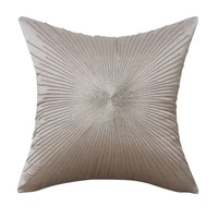nude pillowcase home decorative handmade bedaded cushion cover 45x45cm30x50cm