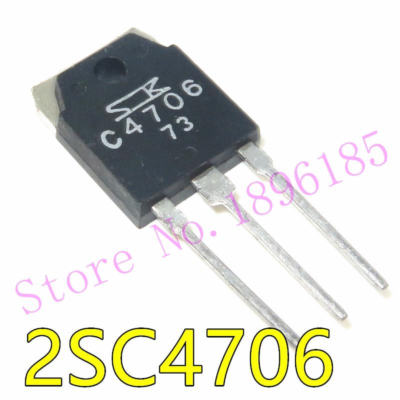 1pcs/lot C4706 2SC4706 TO-3P In Stock