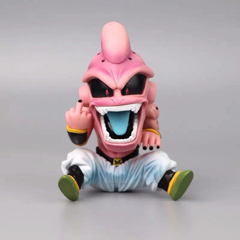 Anime Dragon Ball Z figurine jouets Majin Buu cellule PVC jouets modèle poupée enfant Buu Freeza frieza Dragon Ball jouets en plastique