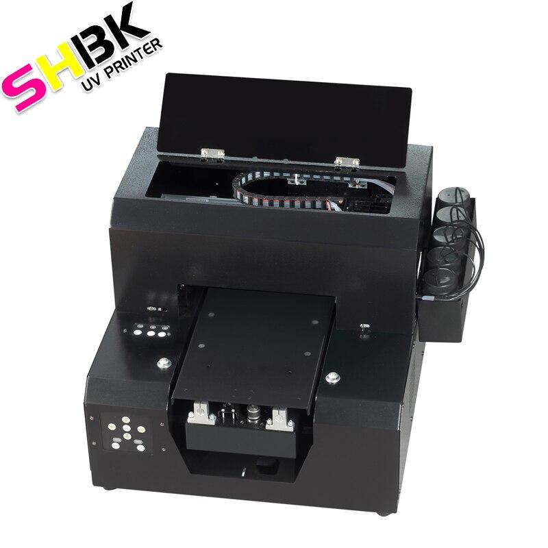 Novo atualizado. multifuntion automático inteligente venda quente a4 impressora uv para plástico de madeira, impressão de placa de madeira, com tinta seca rápida