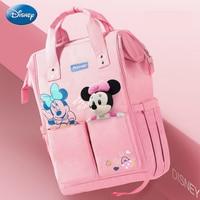 Disney Mummy Bag Large Maternal Disney Diaper Bag Thermal Insulation Bag Capacity Double Shoulder Travel Backpack Baby Handbag