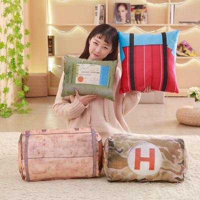 PUBG Playerunknowns Battlegrounds Air Drop Peluche de regalo almohada de felpa niños regalos dar almohada de muñeca