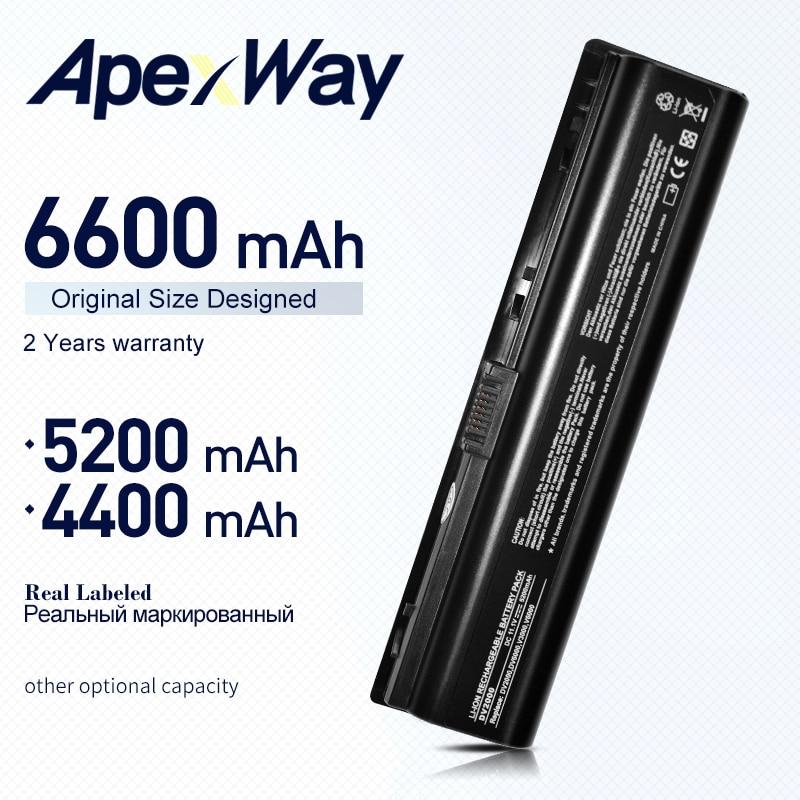 11,1 V batería para portátil COMPAQ Pavilion DV2000 DV2100 DV2400 Presario V3000...