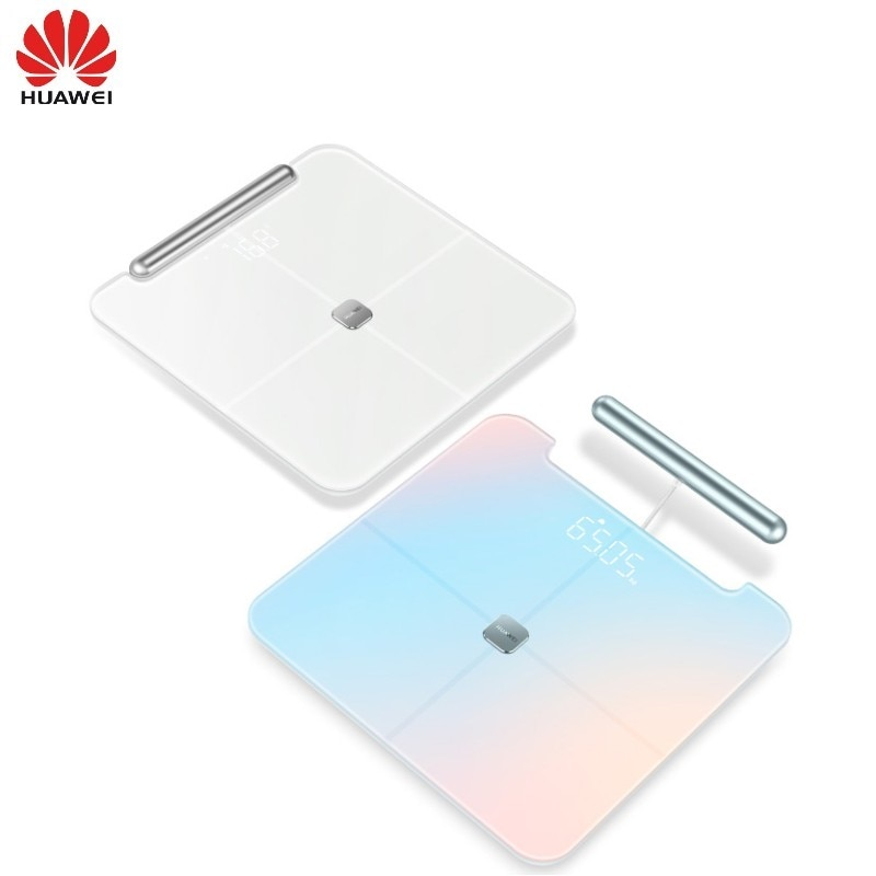 Huawei Smart Body Fat Scale 3 Pro All-round Body Composition Report Body Fat Scale Bluetooth Wifi Dual Connection enlarge