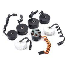 2208 80KV/2204 260KV/2804 140KV/2805 140KV moteur de cardan sans brosse pour 2 axes/3 axes cardan Gopro CNC caméra numérique FPV
