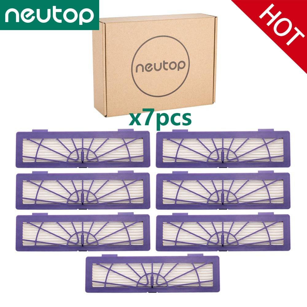 Filter for Neato Connected D3 D4 Botvac D Series D75 D80 D85 Classic 65 70e 75 80 85 Robot Vacuum Parts Accessories