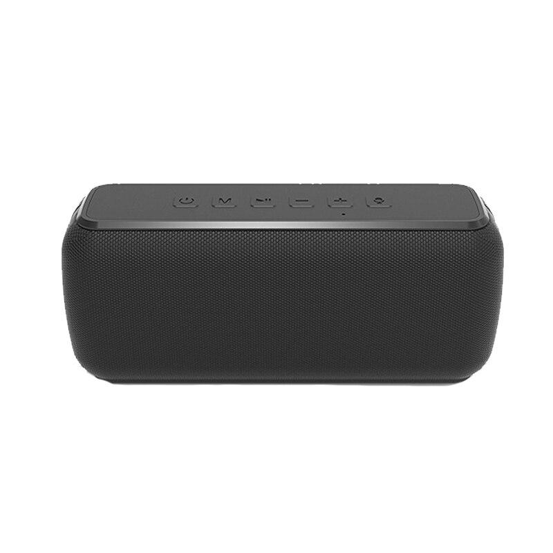 Subwoofer TWS, inalámbrico por Bluetooth 5,0, altavoz Hifi estéreo de Exterior resistente al agua de alta potencia 60W IPX5 Player 6600mAh