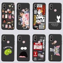 Silicone Case For Xiaomi Mi 8 Case 6.21