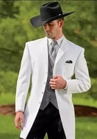 vintage western tuxedos slim fit black groom suit mans suits for wedding dinner suit men prom suit 3 piecesjacketpantsvest