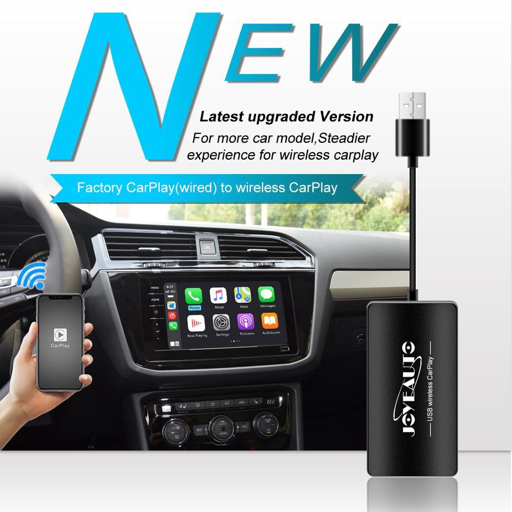 Joyeauto Apple Dongle Carplay sans fil   Pour Volkswagen Golf/Touareg iOS Navigation, 2016-2020, Mini activateur USB, adaptateur de jeu de voiture