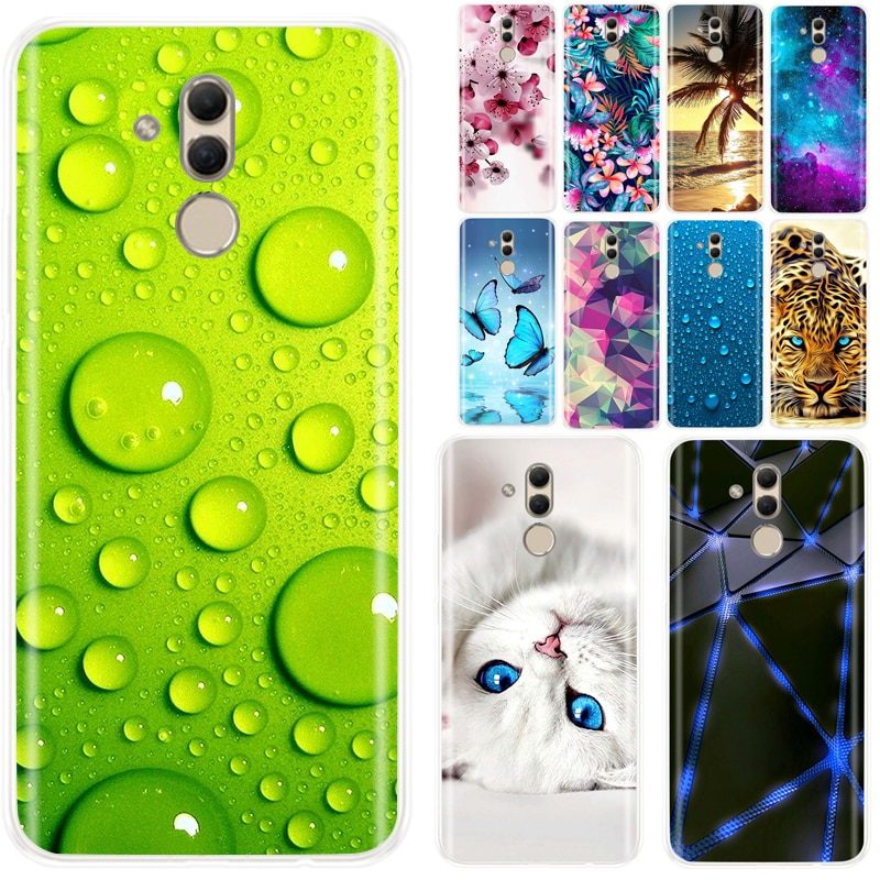 For Huawei Mate 20 Lite Case Mate20 Lite Soft Back Cover TPU Silicone Case For Huawei Mate 20 Lite 2