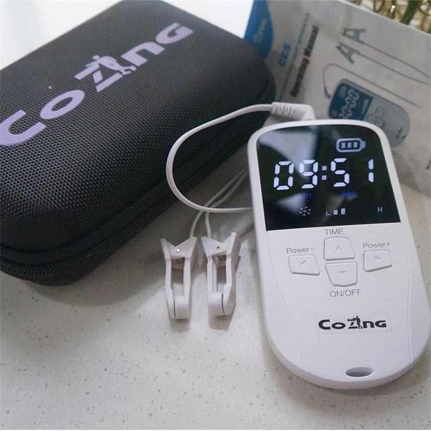 جهاز علاج تحفيز الجمجمة الكهربائية ، علاج الأرق ، القلق ، الاهتزاز ، فقدان النوم