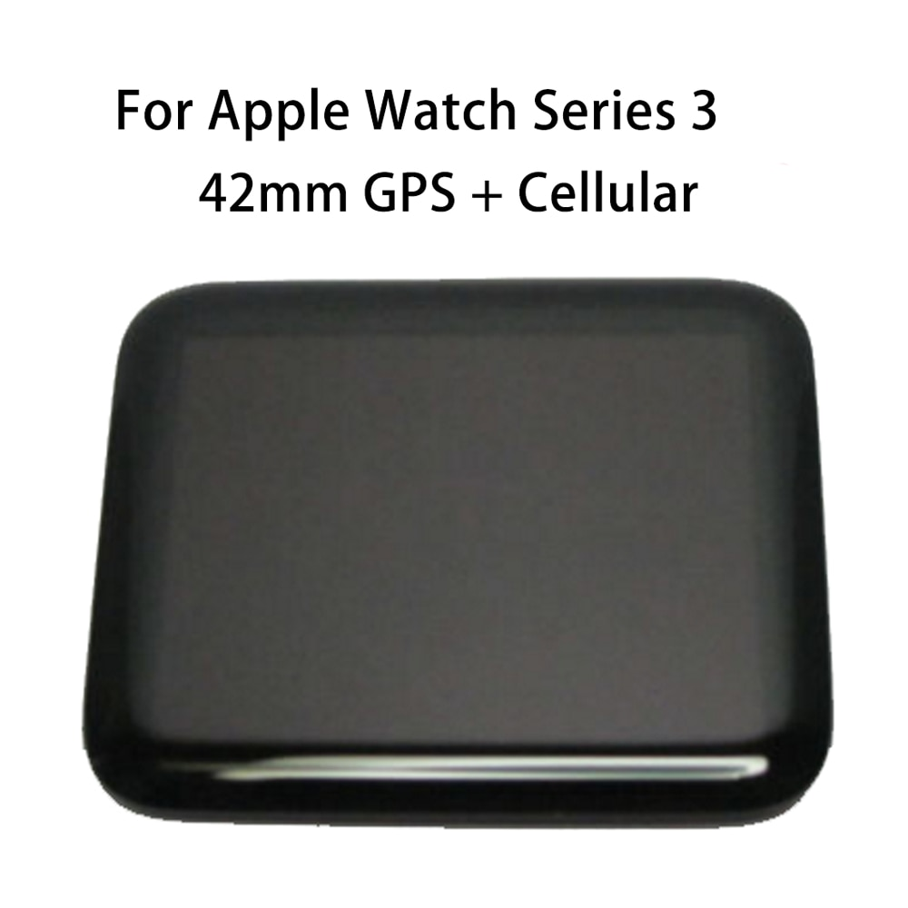 For Apple Watch Series 3 iWatch LCD Display Touch Screen Digitizer replace Assem enlarge
