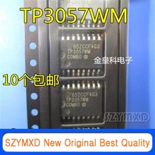 10Pcs/Lot New Original TP3057 TP3057WM imported chip SOP package In Stock