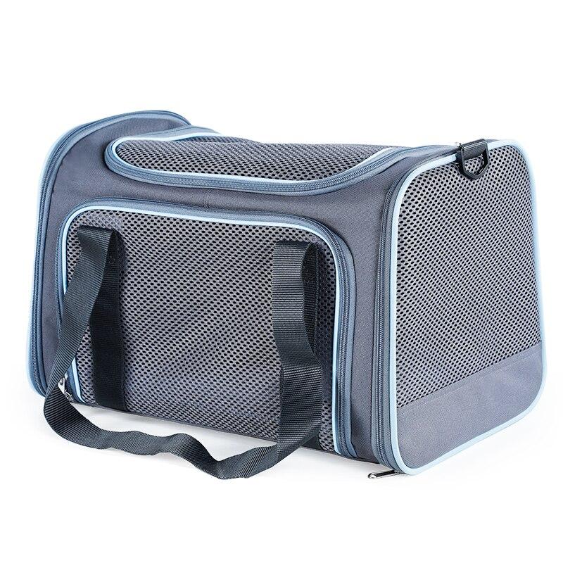 Caja de viajes Gato bolsa de perros y gatos grandes jaula portátil para mascotas perro gato mascota mochila más vendidos producto en 2019 DD60GB