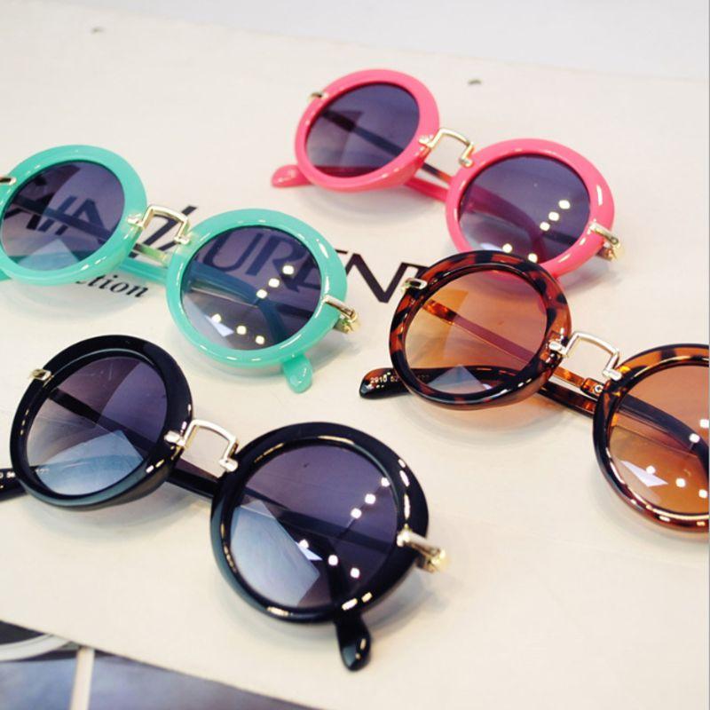 2019 детские солнцезащитные очки милые круглые маленькие солнцезащитные очки Украшенные пчелами UV400 пластиковые спортивные солнцезащитные очки для маленьких девочек очки для мальчиков