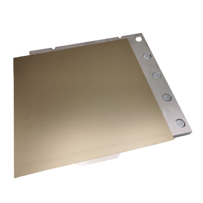 Funssor Voron 2.4-طابعة ثلاثية الأبعاد ، MIC6 ، لوحة ألومنيوم مغناطيسية ، سرير ، لوح زنبركي ، مجموعة ترقية Voron ، لوحة بناء مغناطيسية