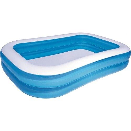 Rectangle Inflatable Pool (262 cm x 175 cm x 51 cm ) 54006