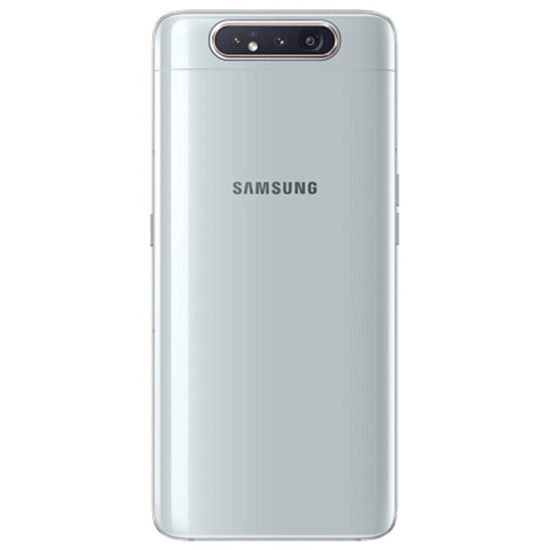 Фото4 - Смартфон Samsung Galaxy A80 A8050, экран 6,7 дюйма infinity, Восьмиядерный процессор Snapdragon 730G, 8 Гб 128 ГБ, вращающаяся камера 48 МП, мобильный телефон
