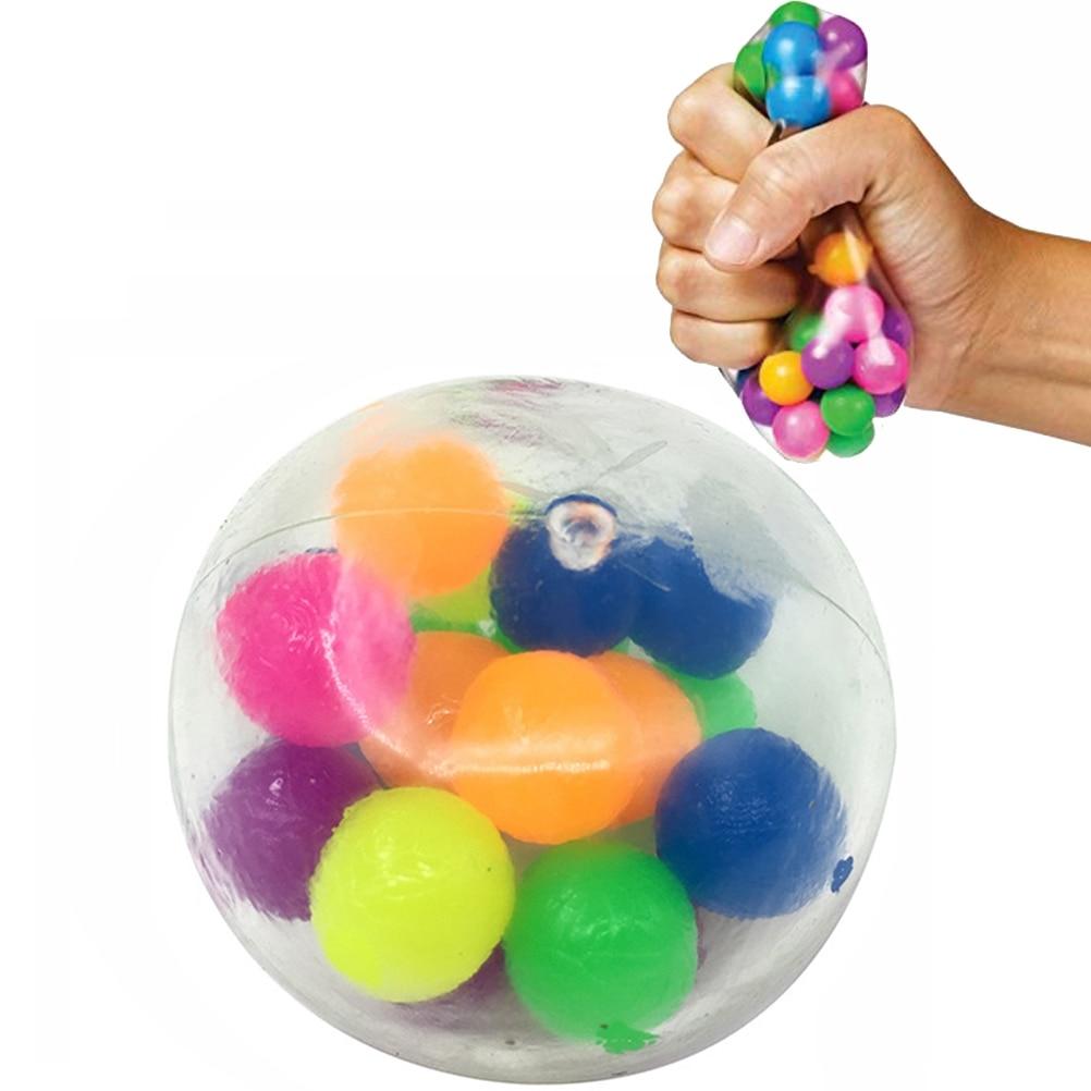 Sensory Fidget Toys Set Adult Kids Funny Antistress Toys Push Bubble Fidget Sensory Toy Autism Special Needs Stress Reliever Toy enlarge