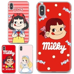 Fujiya leitoso peko chan silicone capas de telefone para samsung galaxy j1 j2 j3 j4 j5 j6 j7 j8 plus 2018 prime 2015 2016 2017 ue