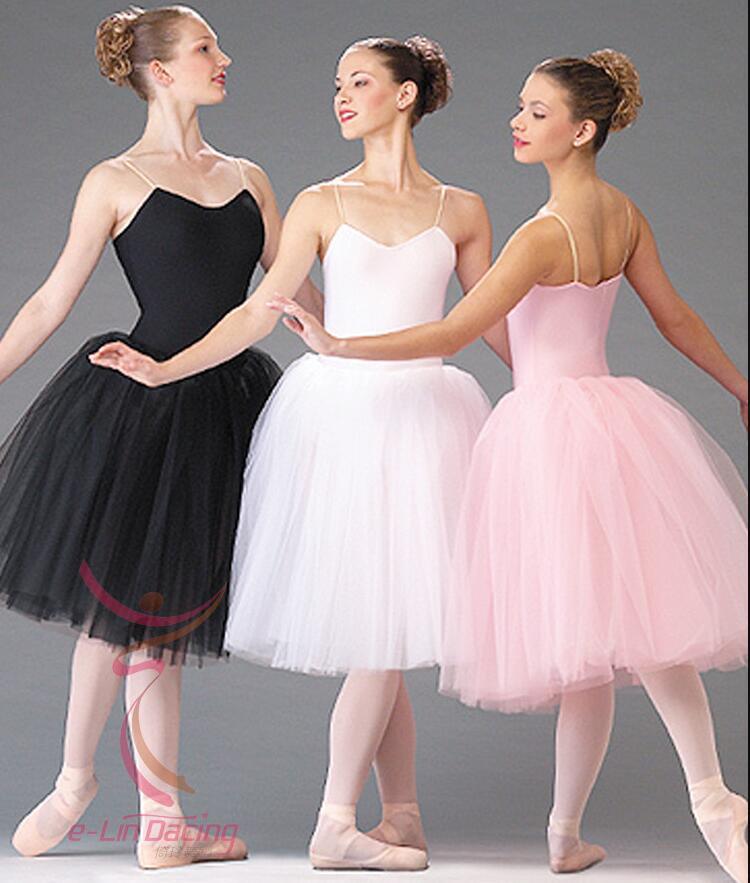 Dancetree-vestido de Ballet de Alta calidad para niños, tutú de fiesta, ropa...
