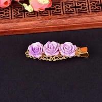 chinese hair accessories hair pins for women vintage hair barrettes hair clip hairgrips hair girls jewelry gift