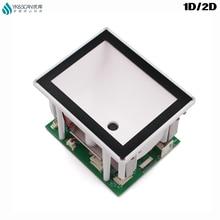 Livraison gratuite contrôle daccès USB RS232 Wiegand RS485 USB virtuel Com 2D code à barres scanner module intégré scanner kiosque dispositif