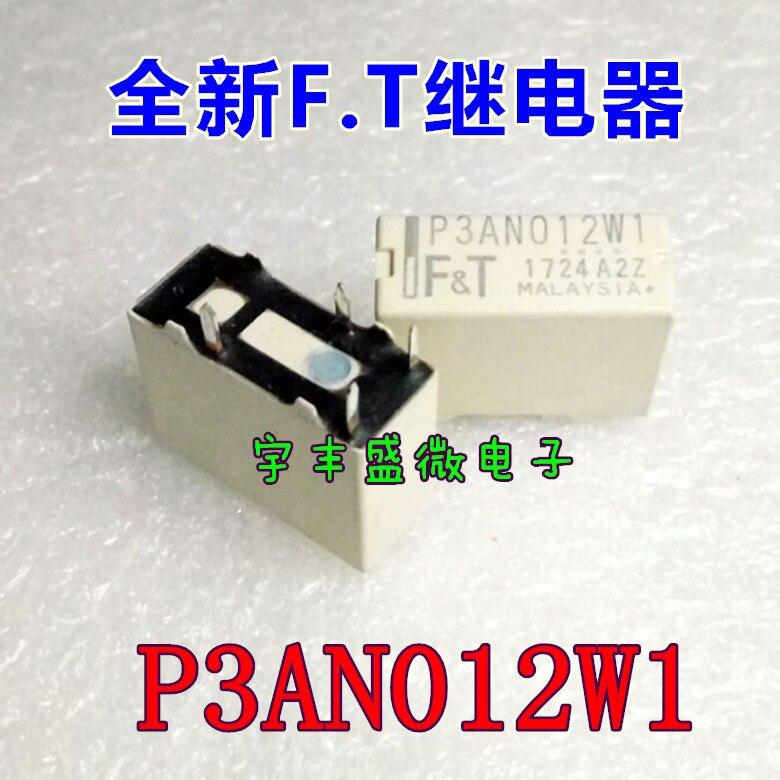 10PCS/LOT  P3AN012W1  FT  12V 4