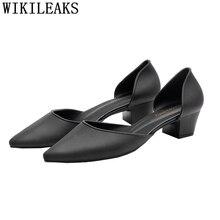 รองเท้าส้นสูงแฟชั่นรองเท้าส้นสูง Elegant รองเท้าผู้หญิง PARTY รองเท้า Chaussure Mariage Femme Buty Damskie Туфли На Каблуке