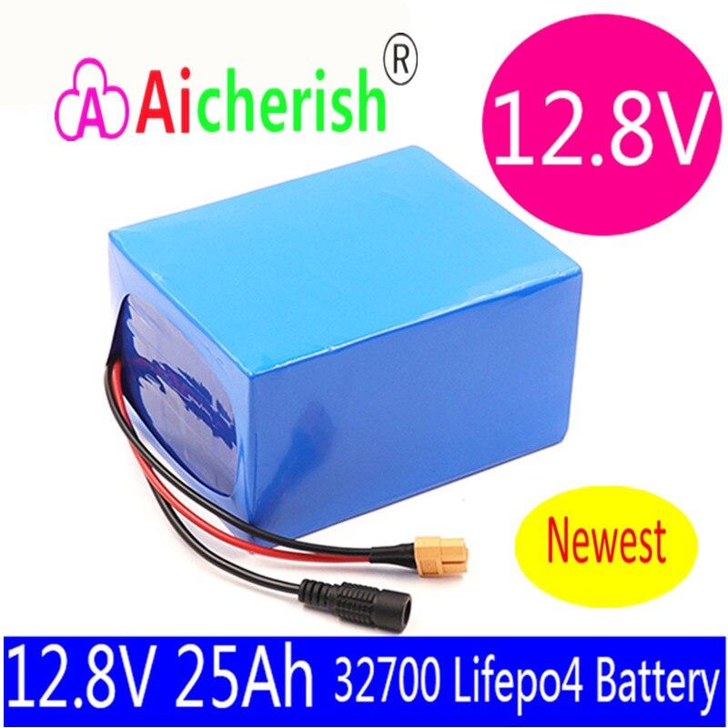 Lifepo4 بطارية 32700 قارب كهربائي 12 فولت امدادات الطاقة التوازن سكوتر Bms 4S3P 12.8V25Ah Hoverboard