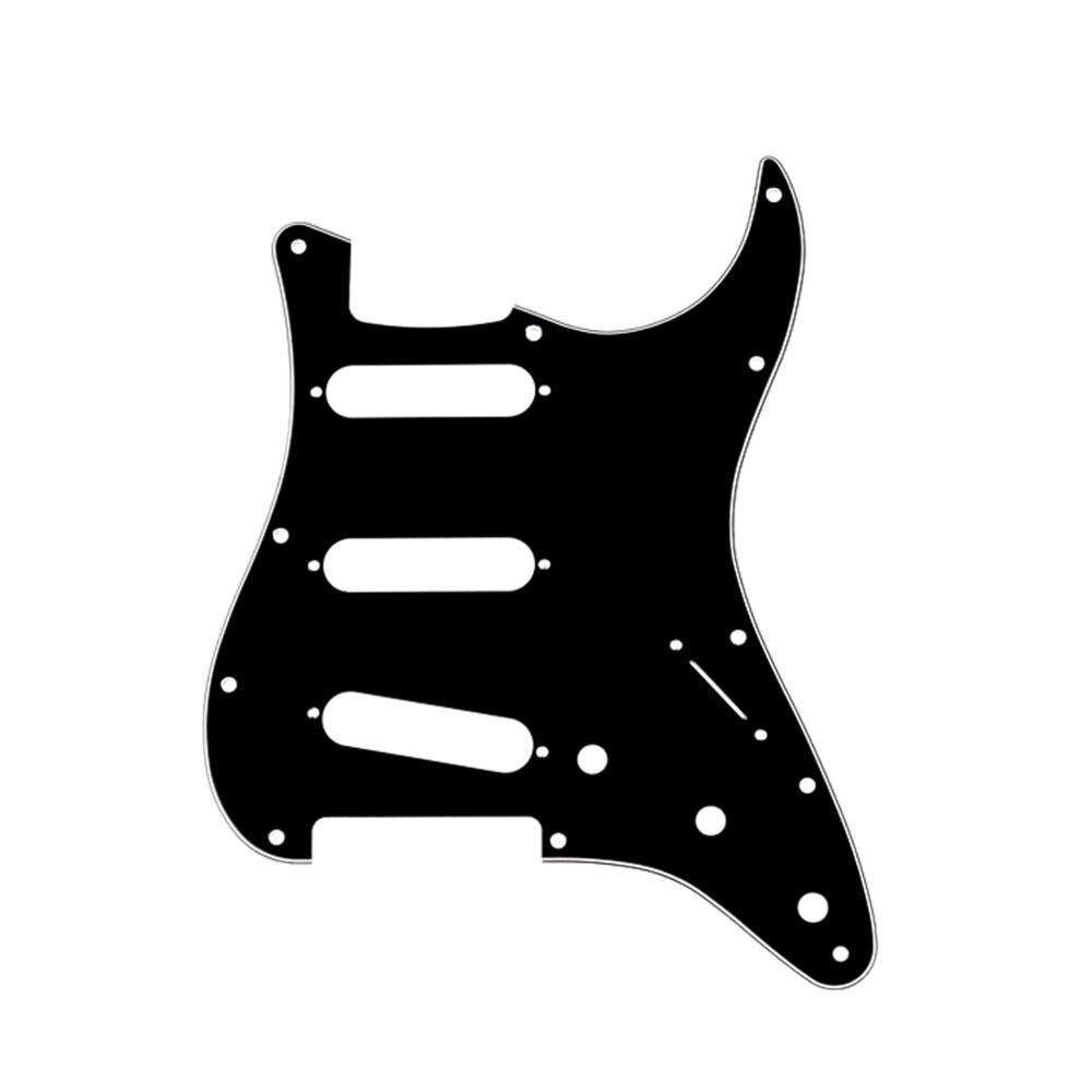 Music Lily SSS 11 Hole Strat guitarra golpeador para guardabarros ee.uu./mexicano hecho...