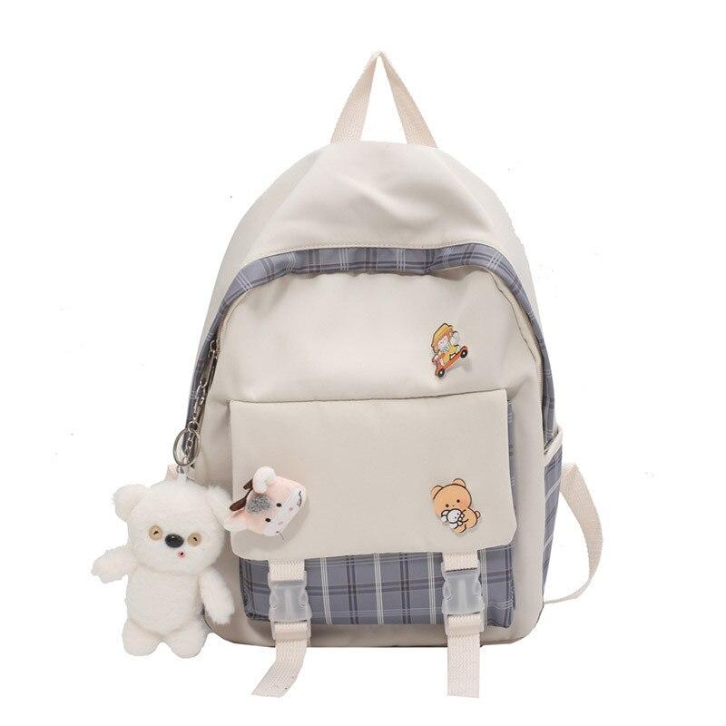 Weysfor حقيبة ظهر صغيرة للنساء حقيبة كتف Kawaii للفتيات في سن المراهقة متعددة الوظائف حقيبة صغيرة للسيدات السفر حقائب مدرسية