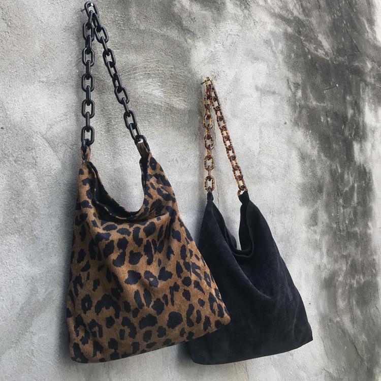 Ins Spring New South Korea Corduroy Cloth Bags Environmental Literature Shopping Bag Female Bag Shoulder Shoulder BagBags