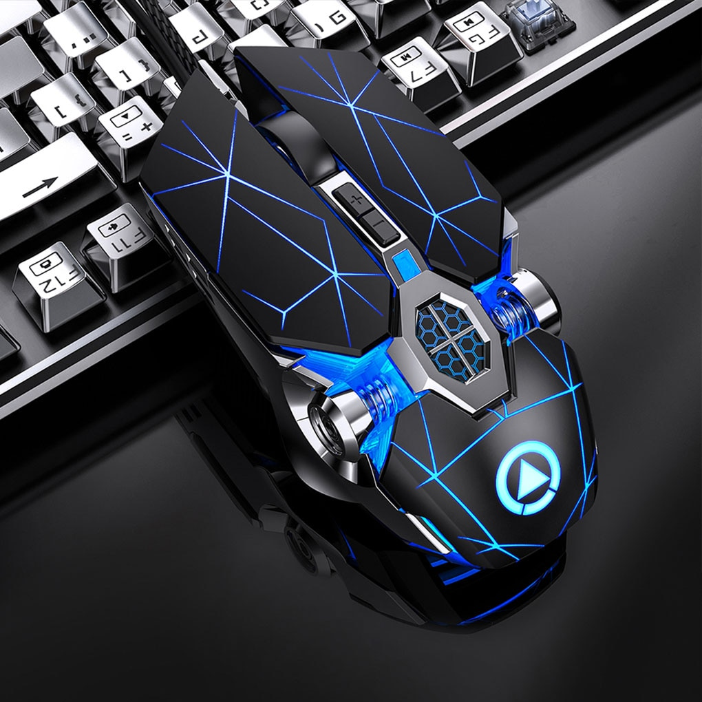 Adjust 3200DPI Gaming Mouse Professional Wired Gamer Mouse Mechanical Sensitive Silent Mouse Backlit Computer Mice For Laptop