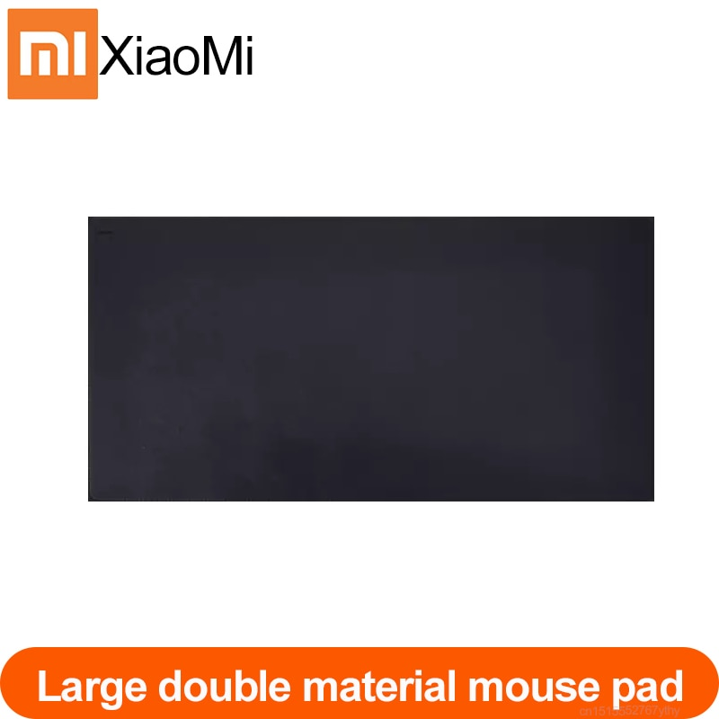 Original Xiaomi mi Large Mouse Pad Extra Big Non-Slip Desk Pad Waterproof Desk Table Protector Gaming Mouse Mat for Game Office