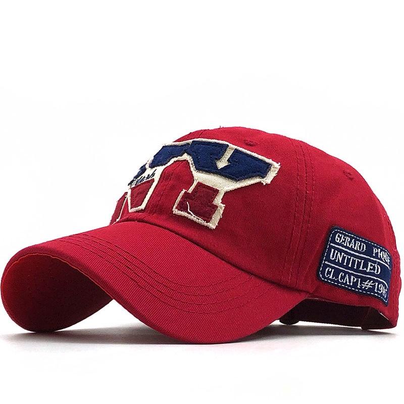 AliExpress - unisex fashion cotton baseball cap snapback hat for men women sun hat bone gorras Patch embroidery spring summer fishing cap