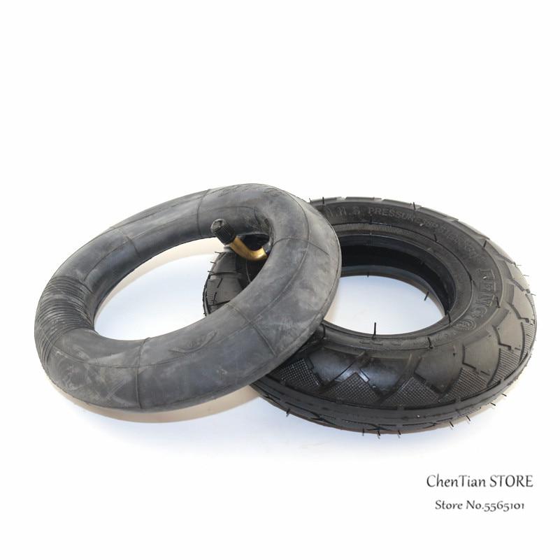 Neumático frontal Speedway mini 3 mini 4, neumático de 8 pulgadas, neumático eléctrico para patinete Razor, accesorios con tubo
