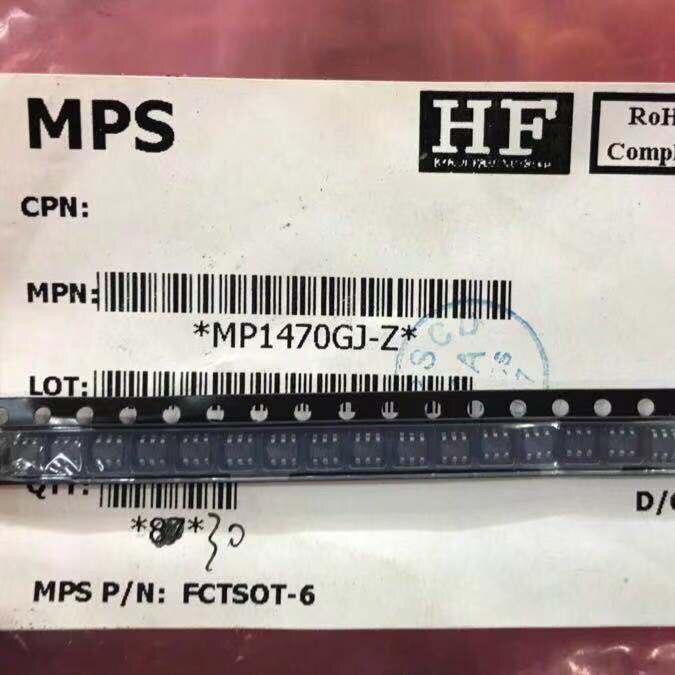 MP1470 MP1470GJ-LF-Z SOT23-6