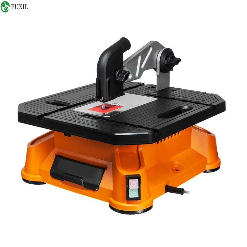 Multi-function table saw WX572 jigsaw chainsaw cutting machine sawing tools woodworking band saw 650W power tools enlarge