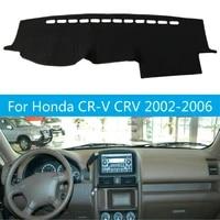 car dashboard cover dash mat pad dash board carpet auto sun dashmat car styling for honda cr v crv 2002 2003 2004 2005 2006